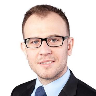 Radosław Śliwka Członek Zarządu SMART Project
