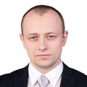 Robert Krysiak Kierownik Projektów SMART Project