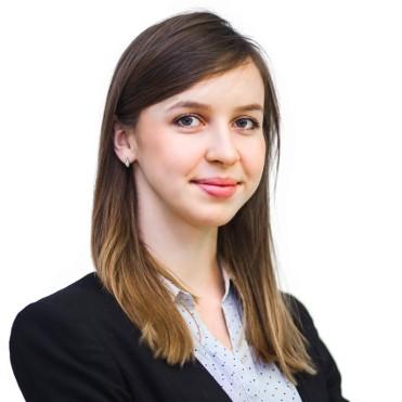 Marta Piotrowska Asystentka Zarządu SMART Project